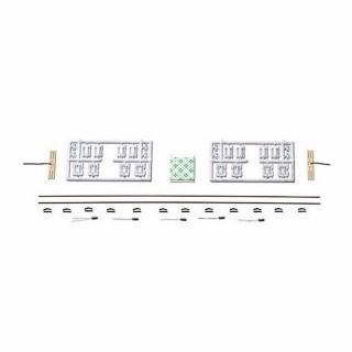 rampe d 39 clairage led pour voiture voyageur piko 56148 mod lisme. Black Bedroom Furniture Sets. Home Design Ideas