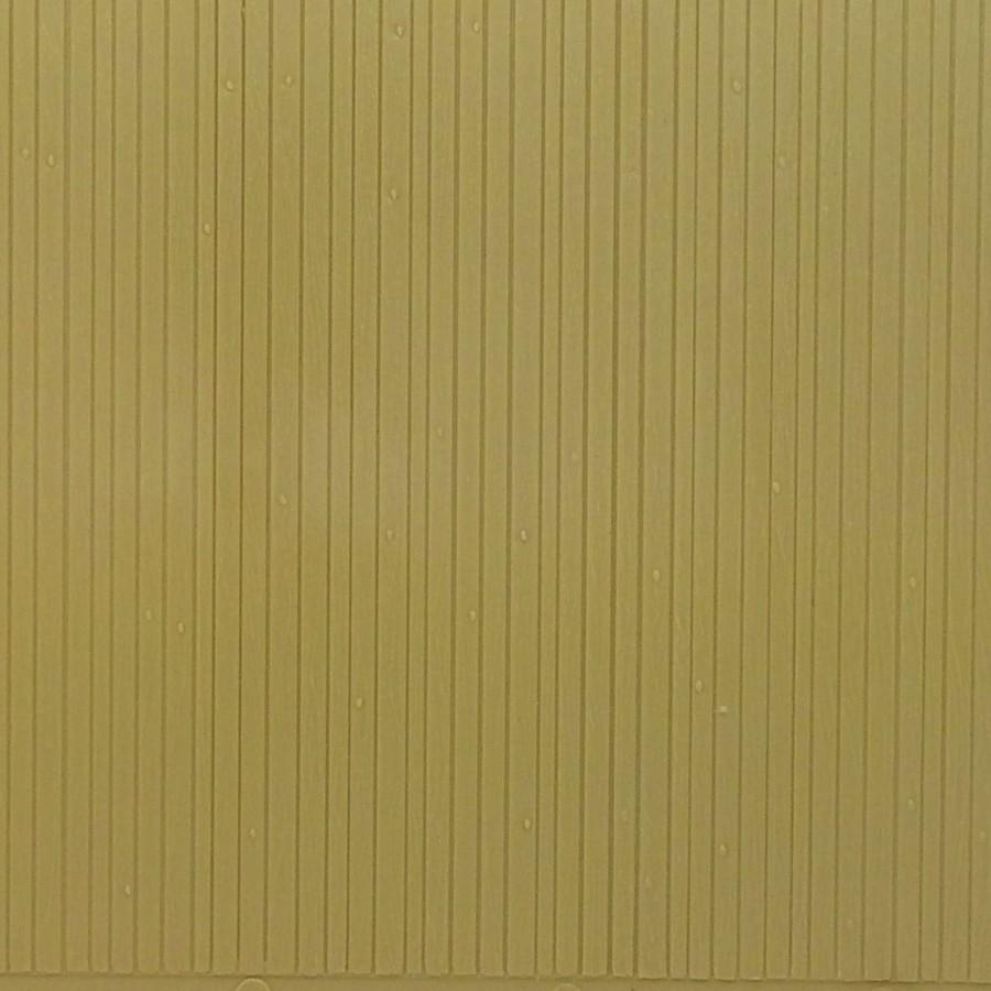 plaque plastique plancher ou bardage de bois blanc ho 1. Black Bedroom Furniture Sets. Home Design Ideas