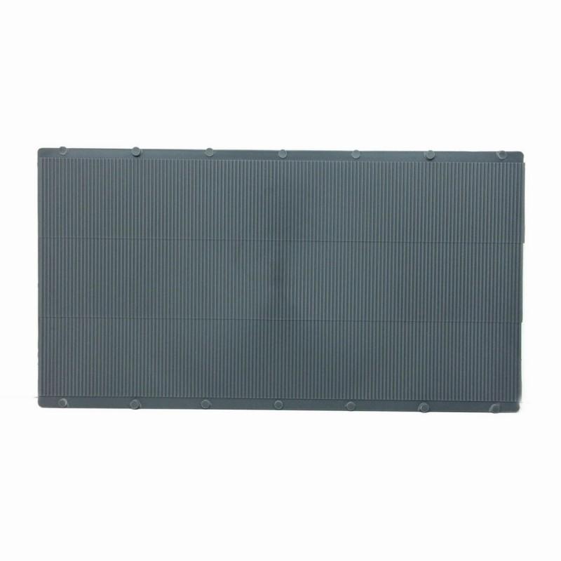 plaque d cor toit auhagen 52431 ho pour mod lisme ferroviaire. Black Bedroom Furniture Sets. Home Design Ideas