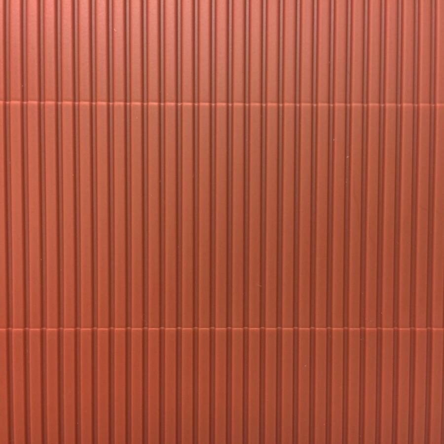 plaque plastique de toit bac acier ho 1 87 auhagen 52432. Black Bedroom Furniture Sets. Home Design Ideas