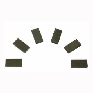 6 aimants pour contacteur à lame souple (ILS)-HO-1/87-VIESSMANN 6841
