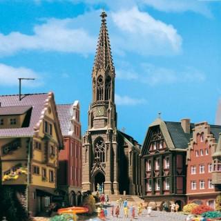 Grande église de ville -N-1/160-VOLLMER 47760
