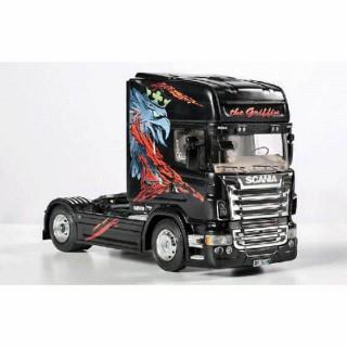 Camion Scania R730 The Griffin maquette à monter-1/24-ITALERI 3879