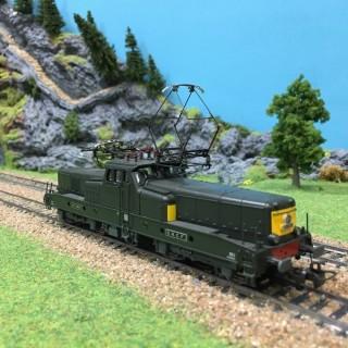 locomotive 3 rails occasion chelle ho 1 87 pour le modelisme ferroviaire l 39 atelier du train. Black Bedroom Furniture Sets. Home Design Ideas