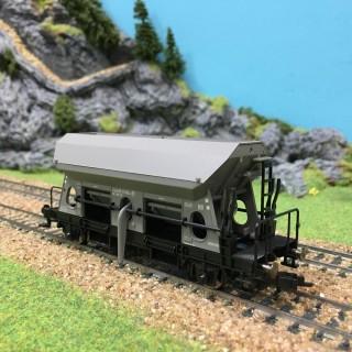 Wagon trémie fonctionnelle DB ép IV -HO-1/87-FLEISCHMANN 631681C