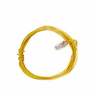 Ampoule précablée 16 volts 30mA diamètre 3.2mm -Toutes échelles-VIESSMANN 3505