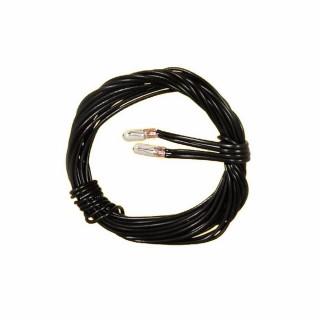 2 ampoules précablées 16 volts 30mA diamètre 1.8mm-Toutes échelles-VIESSMANN 3509