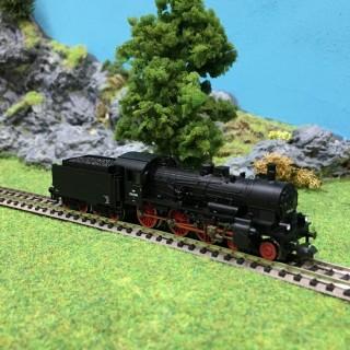 Locomotive série 638 type 230 OBB ep III-N-1/160-FLEISCHMANN 716007