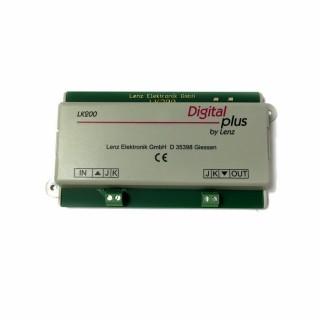 Module boucle de retournement LK200 digitale-Toutes échelles-LENZ-12200