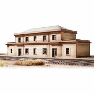 Gare de Auvers sur Oise France-N-1/160-mini TRIX 66330