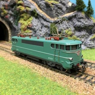 Locomotive BB9223 Sncf avec boite HO-1/87-MARKLIN 3038 L195