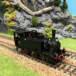 Locomotive 851.077 Maffei TYPE 030 FS épIII-HO-1/87-LEMODELS 21271