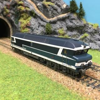 Locomotive CC720082 Sncf digitale son -HO-1/87-JOUEF hj2225 L236