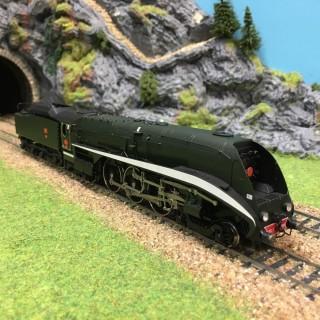 Locomotive 232 S 001 Sncf digitale -HO-1/87-FULGUREX 2238/3 L233