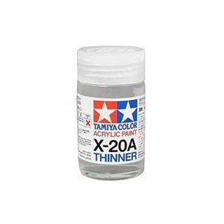 Diluant pot de 40ml-TAMIYA X20A 81030