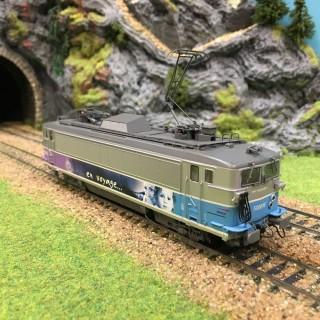 Locomotive BB8618 en voyage Sncf -HO-1/87-JOUEF HJ2079 L231
