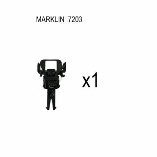 Attelage boucle Marklin NEM-HO-1/87-MARKLIN 7203
