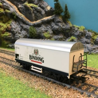 Wagon couvert Binding -HO-1/87-MARKLIN 44189 DEP39-29