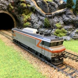 Locomotive BB22329 Sncf-HO-1/87-ROCO DEP26-49