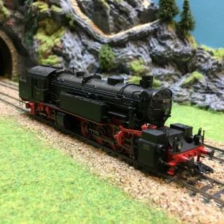 Locomotive BR96 DRG édition 1/5 ép II-HO-1/87-MARKLIN 37965 DEP17-75