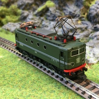Locomotive BB20006 Sncf -N-1/160- MINITRIX 2934 DEP43-06