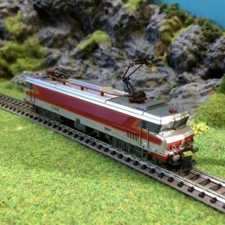 Locomotive CC6536 Sncf -N-1/160- MINITRIX 2084 DEP43-01