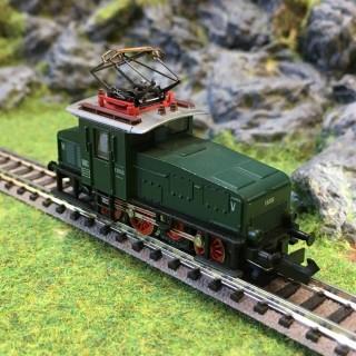 Locomotive BR E 63 DB -N-1/160- ARNOLD 2461 DEP43-05