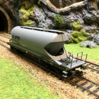 Wagon silo Aacs VTG époque V-HO-1/87-HERIS 11515-2