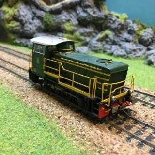 Locomotive diesel FS 245.2178 - HO-1/87-COMOFER 200803 DEP26-40