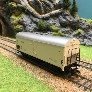 Wagon couvert Seefische DB -HO-1/87-MARKLIN 45020 DEP39-30