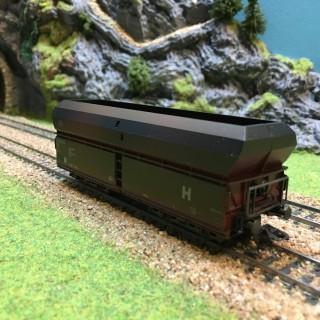 Wagon trémie DB -HO-1/87-MARKLIN 4624 DEP39-27