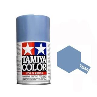 Bleu clair nacré Spray de 100ml-TAMIYA TS58