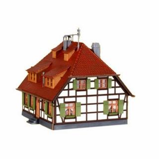 Maison à colombages -HO-1/87-KIBRI 38165