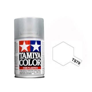 Vernis satiné Spray de 100ml-TAMIYA TS79