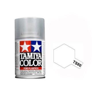 Vernis mat Spray de 100ml-TAMIYA TS80