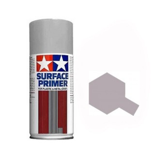 Apprêt gris clair Spray de 180ml-TAMIYA 87042