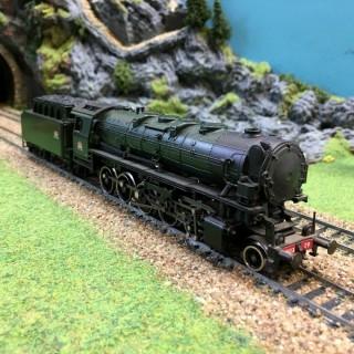 Locomotive 150 X 29 Sncf kit Iprod -HO-1/87-JOUEF DEP10-63