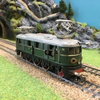 Locomotive HS800 Collection sans boite -HO-1/87-MARKLIN DEP35-09