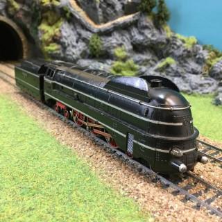 Locomotive SK800 Collection sans boite -HO-1/87-MARKLIN DEP35-07