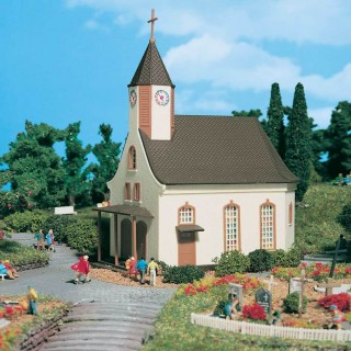 Eglise de village -N-1/160-VOLLMER 47704