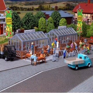 Petite jardinerie -HO-1/87-VOLLMER 43644