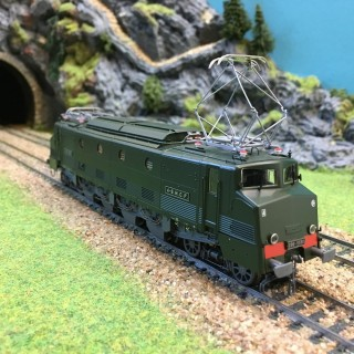 2D2 5550 Waterman digitale 3 rails occasion-HO-1/87-JOUEF HJ2163 DEP39-107