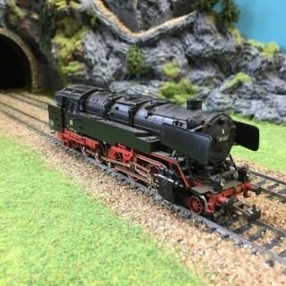 Locomotive type 151 DB 3 rails -HO-1/87-MARKLIN 3309 DEP40-07