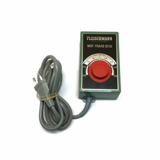 Transformateur variateur 7.50VA -HO-1/87-FLEISCHMANN 6735 DEP18-04
