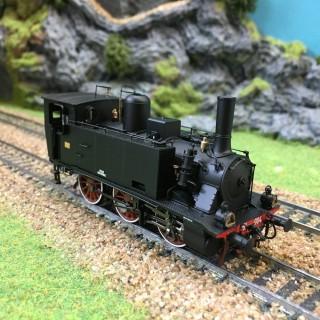 Locomotive type 030 851.004 Saronno FS ep III -HO-1/87-LEMODELS 21273