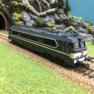 Locomotive CC70002 Sncf -HO-1/87-JOUEF 8561 DEP13-124
