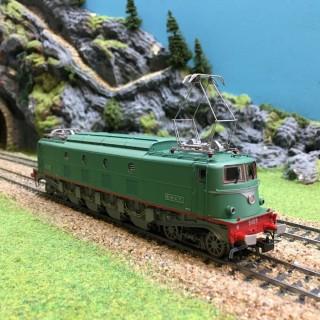 Locomotive 2D2 5423 Sncf -HO-1/87-JOUEF HJ2136 DEP61-07