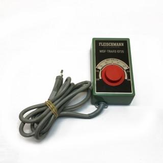 Transformateur variateur 7.50VA -HO-1/87-FLEISCHMANN 6735 DEP18-05