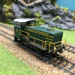 Locomotive FS 245.2178 -HO-1/87-COMOFER 200803 DEP26-40