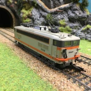 Locomotive BB25508 Sncf -HO-1/87-LIMA 208249 DEP21-15